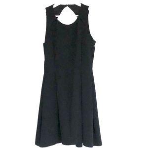 Comptoir Cotonniers Nondille Cut Out Skater Dress